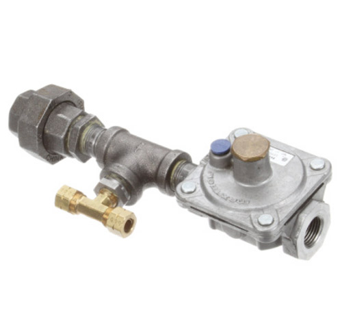 Regulator Assembly, Gas, DGRSC series, Natural gas Or Propane fuel type, Kit/assembly includes fittings