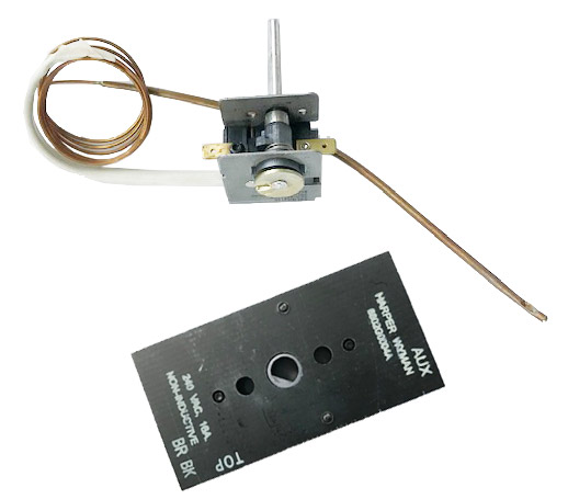 Thermostat for Oven or Griddle (for DGRSC or RJGR Range series)