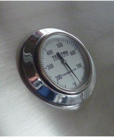 Thermometer for Outdoor Grills by Dynasty-Jade