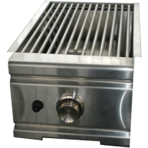 Side Burner, Infrared Side Burner